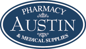 Austin Pharmacy Logo